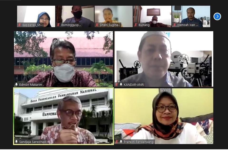 Knowledge Sharing Transformasi Digital Kearsipan Nasional
