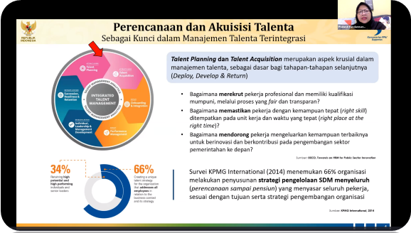Focus Group Discussion Akuisisi Talenta ASN